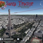Google Earth Blog Santa Tracker