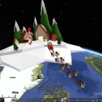 Introducing the Google Earth Blog Santa Tracker
