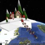 Introducing the Google Earth Blog Santa Tracker