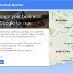 Correcting map data – claiming ownership of your business