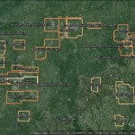 Labelling Polygons in Google Earth