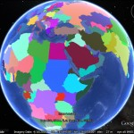 Converting Shape files to KML with Google Earth Pro