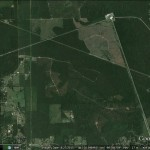 LIGO and other large scientific instruments in Google Earth