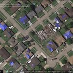Google Earth Imagery Update: LaPlace tornado