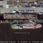 Google Earth Imagery Update: Russian submarines
