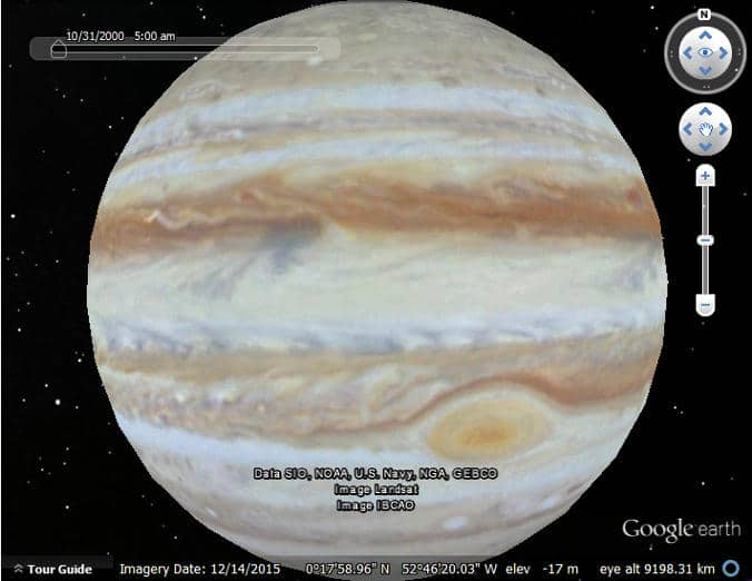 Does Jupiter Have A Surface