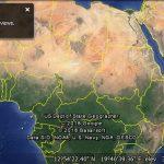 "The ""backspace key"" in Google Earth"