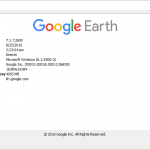Google Earth Update – Version: 7.1.7.2600