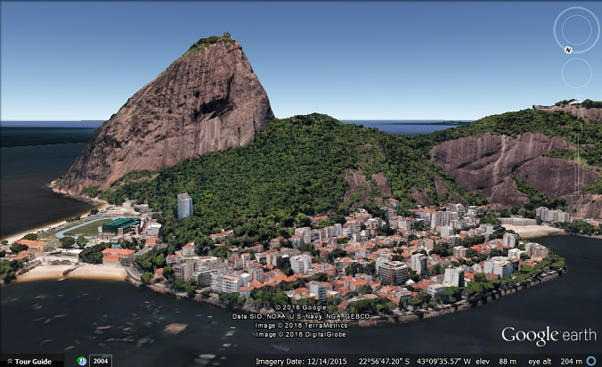 Rio D Imagery And Google Earths Elevation Data Google Earth Blog - Google earth elevation data