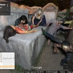 Halloween with Google Earth