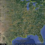 Wikipedia data for US Tornadoes in Google Earth