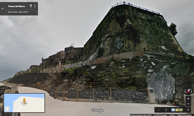 Street View Comes To Puerto Rico And The US Virgin Islands - Us virgin islands google maps