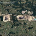 Animating Open Pit Mines with Google Earth