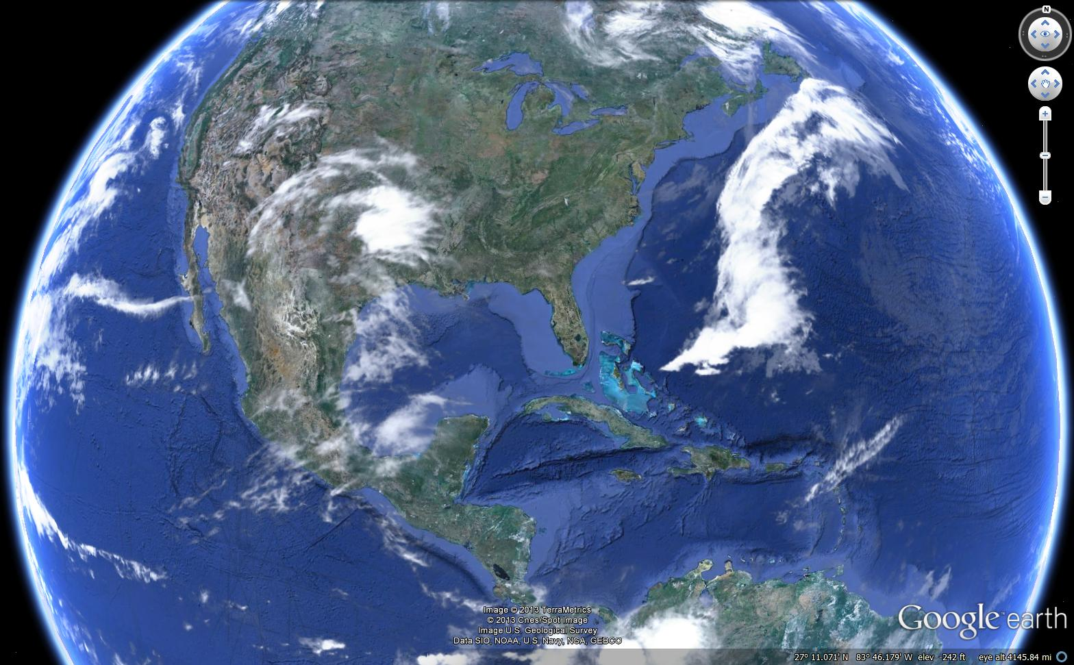 Google Earth Blog The Amazing Things About Google Earth - Google world map satellite free