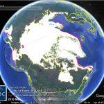 Earth Hour and Sea Ice