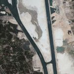 The Suez Canal expansion project