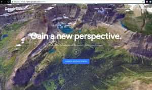 New Google Earth
