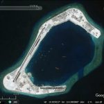 China's new islands in the South China Sea