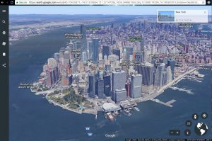 New York 3D in New GE