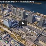 Google Earth Tour builder: Part 4 – Path-following