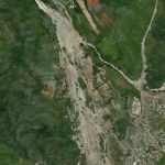 The Mocoa Landslide in DigitalGlobe imagery