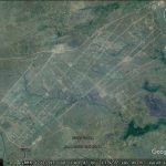 Bidi Bidi Refugee Settlement in Google Earth