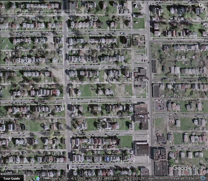 Using Computer Vision and Street View to Map Urban Change | My ...