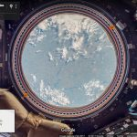 Google Street View goes to the International Space Station