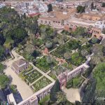 Game of Thrones in Street View and Google Earth